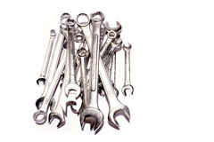 Spanners Royalty Free Stock Photography