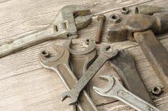 spanners Foto de archivo