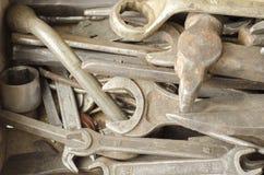 spanners стоковая фотография