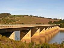 spanning ясности моста дуги конкретный стоковые изображения