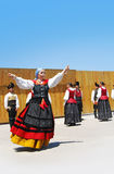Spansk dam Royaltyfri Bild