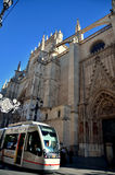 Spansk destination, Seville Royaltyfria Bilder