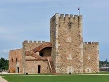Spansk fästning Arkivbild