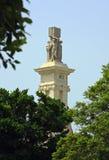 Spansk konstitutionCommemoration Arkivfoto