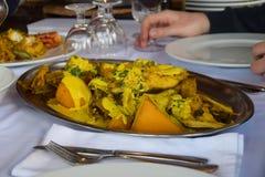 Spansk matlagning 2 royaltyfria foton