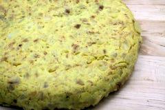 Spansk omelett Arkivfoton