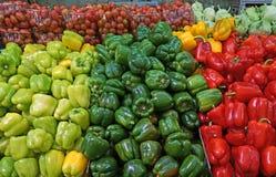 spansk peppar Arkivfoto