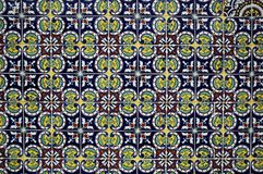 spansk tegelplatta Royaltyfri Bild