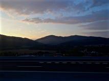 Spanska berg 2 Arkivbilder