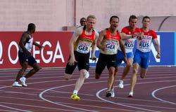 SPAR European Team Championship Stock Photography
