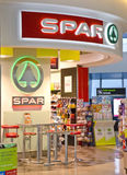 Spar shop Royalty Free Stock Photo