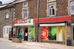 SPAR supermarket Stock Image