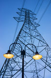 Spara energin Royaltyfri Bild
