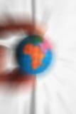 spara världen Royaltyfria Foton
