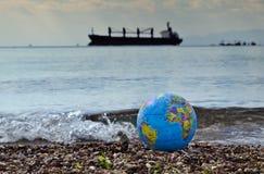 Spara vårt planet Royaltyfri Fotografi