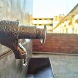spara vatten Arkivbilder