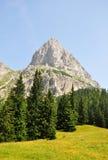 Sparafeld, Áustria Imagem de Stock Royalty Free