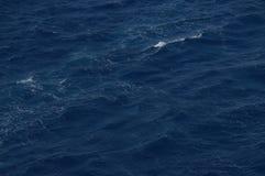 Sparato del mar Egeo con il suo bello colore blu dell'indaco Art History Architecture immagini stock