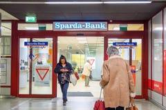 Sparda-banco Imágenes de archivo libres de regalías