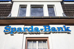 Sparda-Bank branch Royalty Free Stock Images