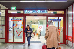 Sparda-Bank Royalty Free Stock Images