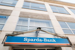 Sparda Bank Royalty Free Stock Images