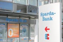 Sparda-Bank Stock Photography
