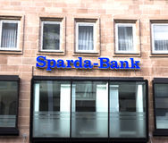 Sparda-banque d'emblème Photo stock