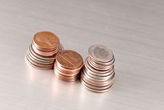 Spare Change Royalty Free Stock Image