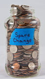 Spare Change Stock Image