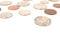Spare change Stock Photos