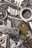 Spare keys Royalty Free Stock Photography