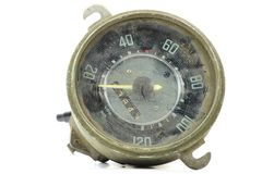 Spare part speedometer Stock Images