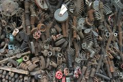 Spare Parts Royalty Free Stock Images