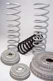 Spare parts Stock Image