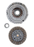 Spare parts forming clutch Royalty Free Stock Images