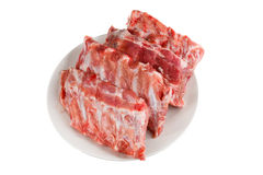 Spare ribs Royalty Free Stock Photography