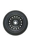 Spare Tire. Royalty Free Stock Photography