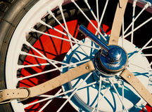 Spare tire Royalty Free Stock Photography