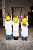 Sparen de Kinderen Stock Foto
