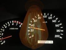Sparen energie Royalty-vrije Stock Afbeelding