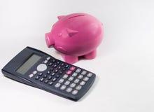 Sparen geld Stock Foto's
