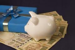 Sparen geld - concept Royalty-vrije Stock Foto