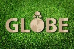 Sparen het wereldconcept Royalty-vrije Stock Afbeelding