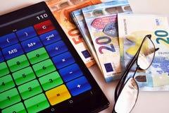 Sparen Sie, erwerben Sie und investieren Sie Geld Lizenzfreies Stockfoto