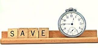 Sparen tijd