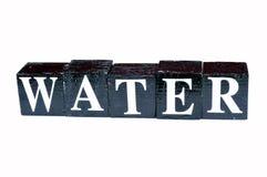 Sparen water Stock Foto's
