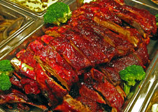 Spareribs Stock Photography