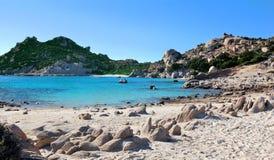 Spargi Island Royalty Free Stock Images