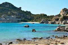 Spargi Island Royalty Free Stock Image